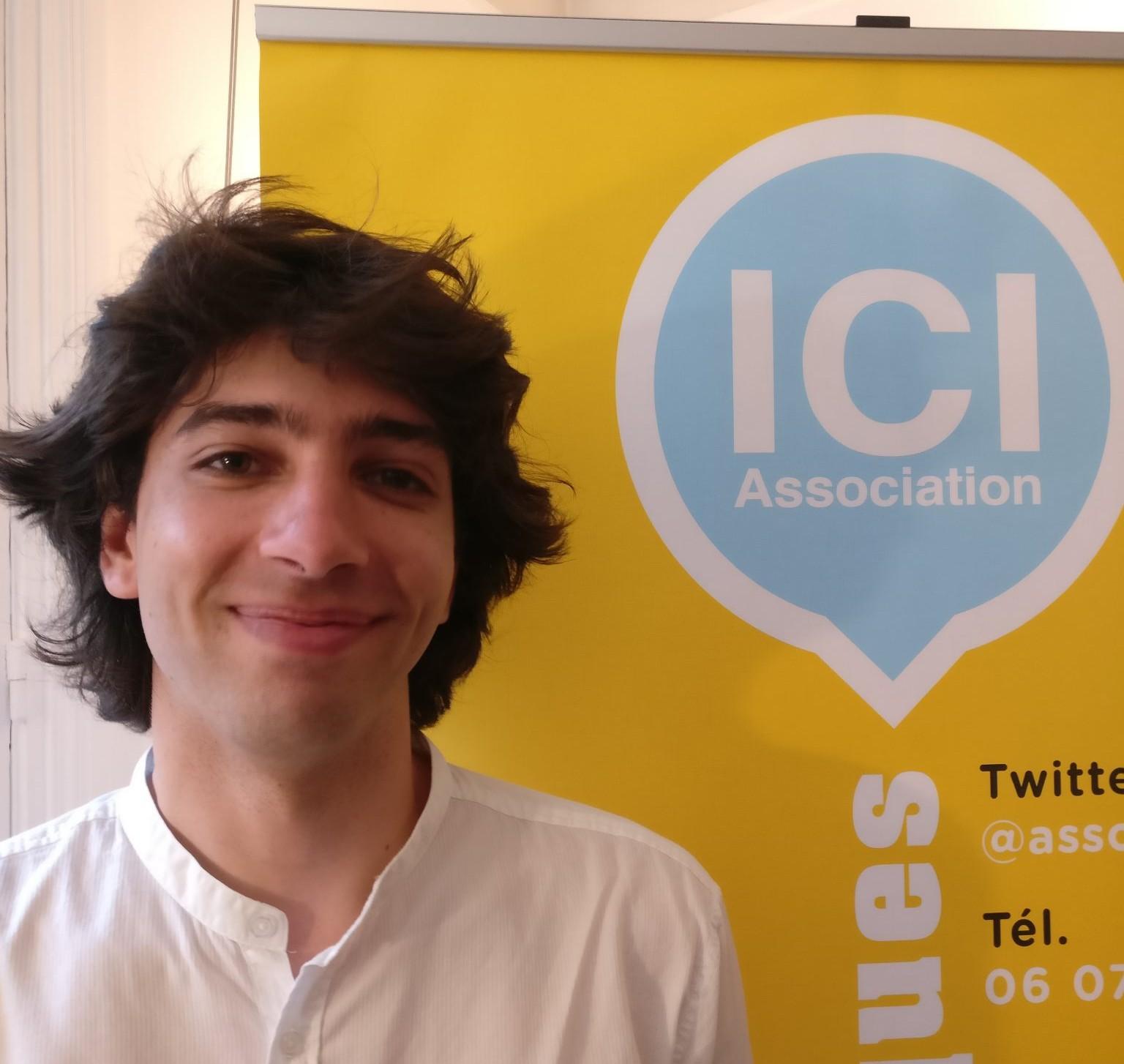 Charles Mamère Innovons pour la Citoyenneté sur Internet