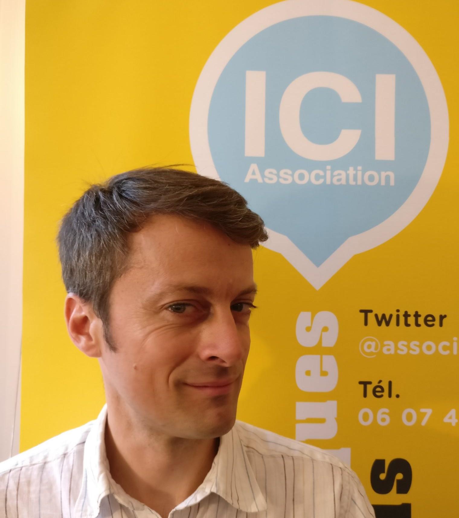 Innovons pour la Citoyenneté sur Internet (ICI) Association