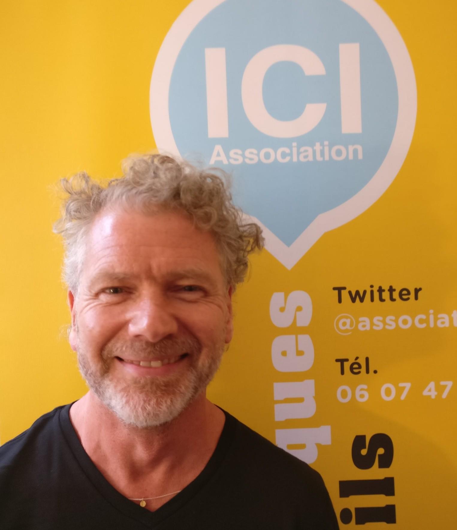 Bénévole Innovons pour la Citoyenneté sur Internet (association ICI)